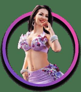 Marta Korzun belly dance