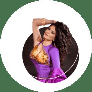 Cinzia Purificato  Belly Dance Instructor