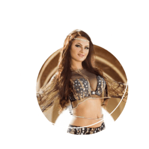 Kristina Derkach  Belly Dance Instructor