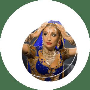 Yasmin Elena Grinchik belly dance fitness