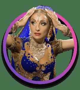 Yasmin belly dance